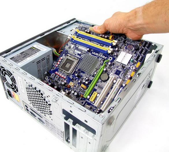 Ремонт компьютера на дому в ростове
